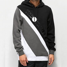 Free tax Different colors cotton polyester gym sports hoodies