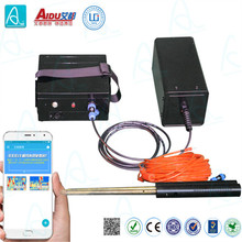 Most accurate Automatic 3D Image Mobile phone Mineral Detector Mobile Metal Detector ADMT-200A /gold detector/Coal Mine detector