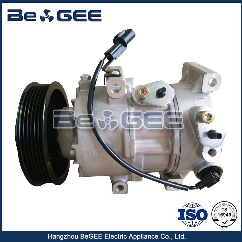 12V Air Compressor Electric Car Air Conditioner Compressor OEM 97701-1R100