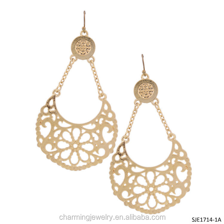 Earring for girl gold ~ beautify themselves with earrings