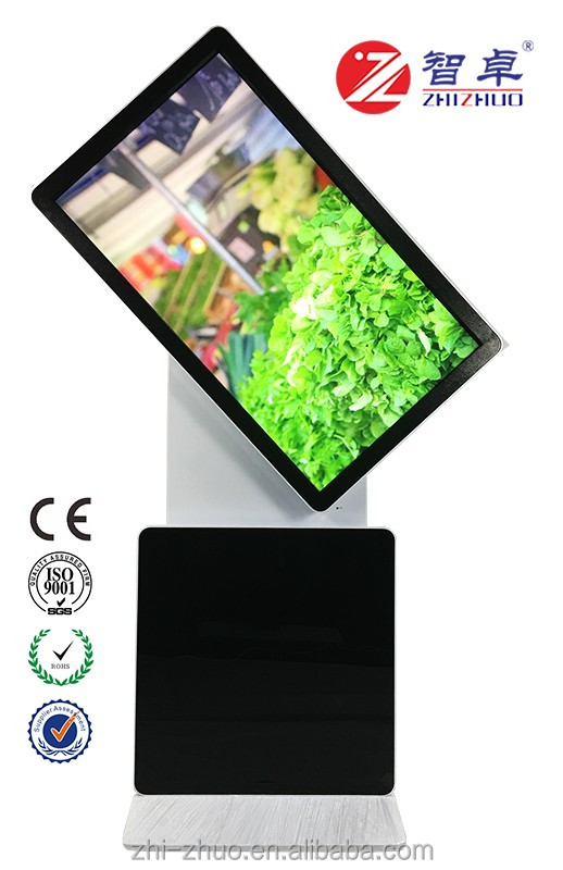 Full 1080p Hd Multi Media rotating totem advertising Player