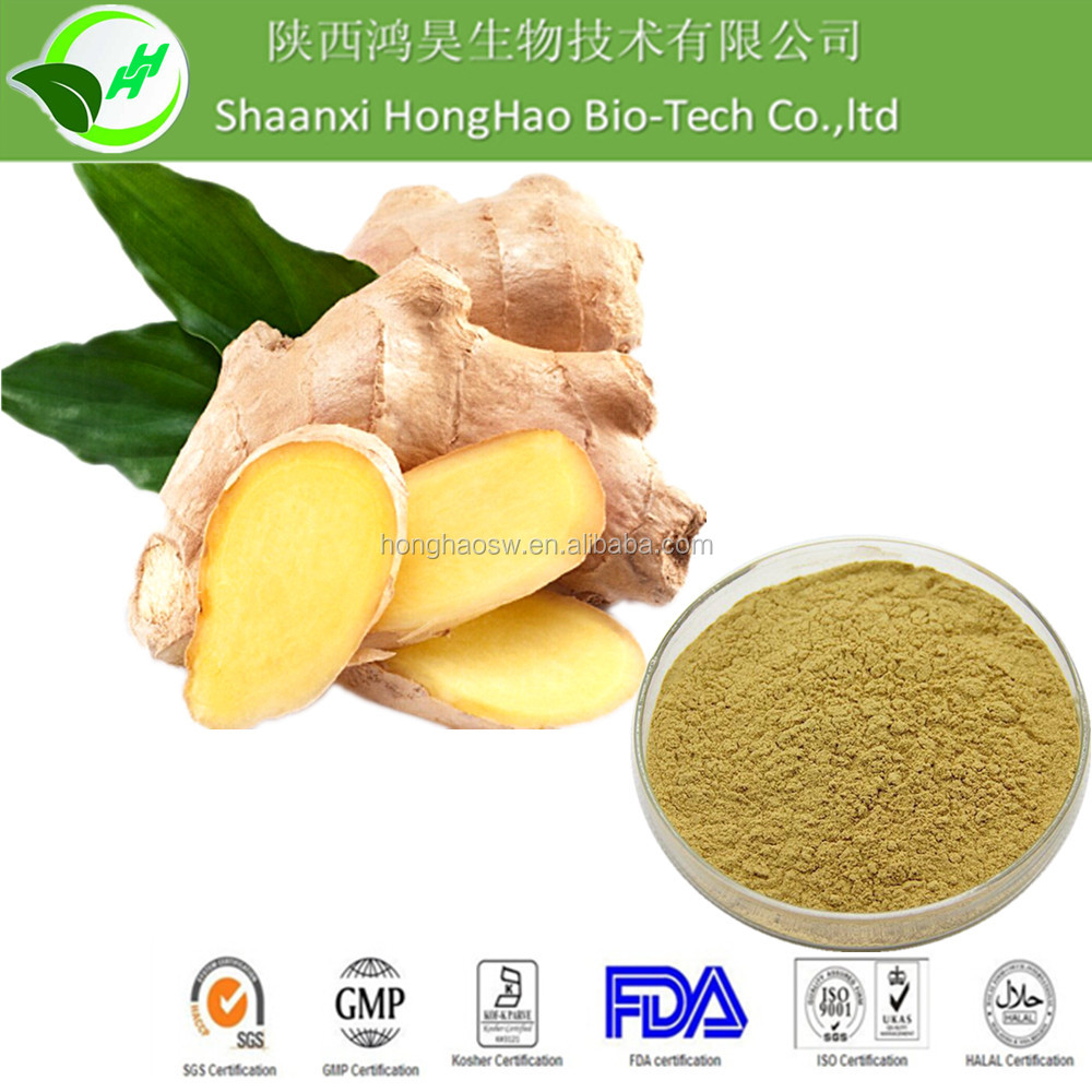 100% Natural Ginger Co2 Extract/ Ginger Root Extract