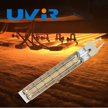 Widely use quartz halogen infrared heater lamp