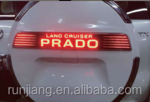 LED High Brake Light for Prado Tire Cover