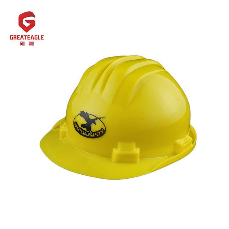 Total quality controled shock absorption heat resistance safety helmet