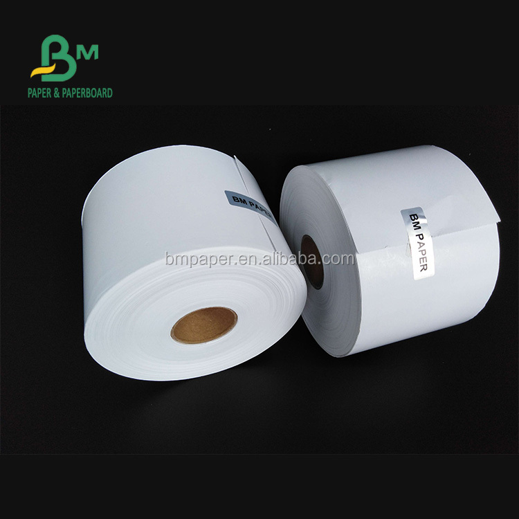 Customized Small Size Roll 170gsm 200gsm 250gsm 300gsm FSC Certificate C2S Art Gloss Paper