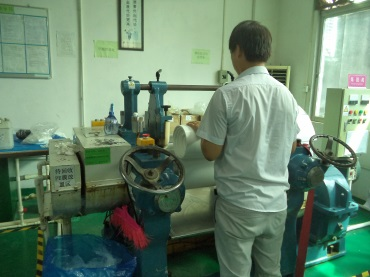 Mixing (Silicone Rubber Products)