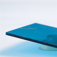 HANGMEI transaprent pet petg plastic board for 16mm solid polycarbonate sheet