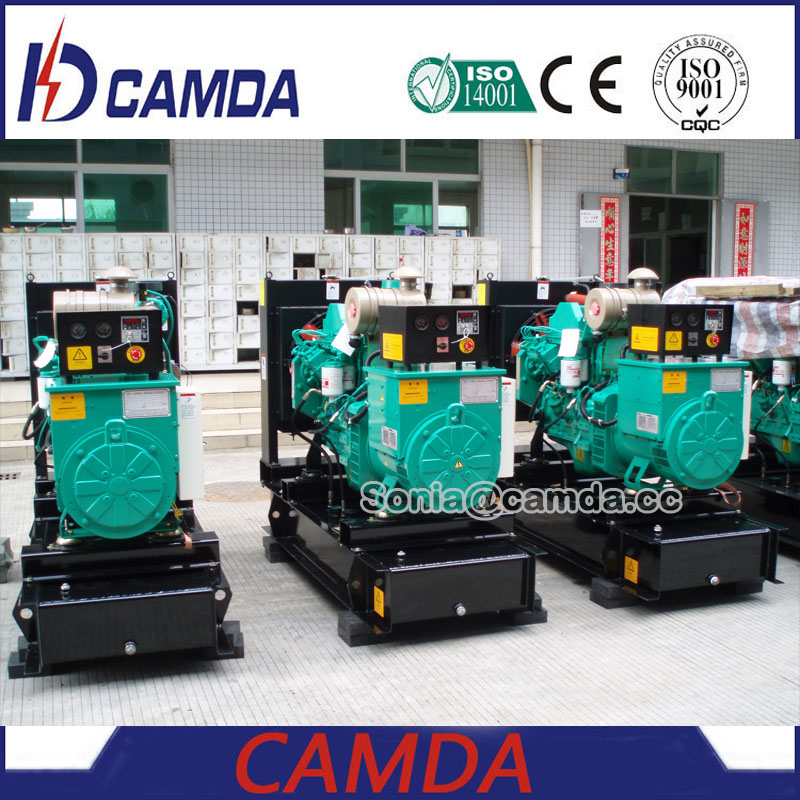 28kw standby power diesel used generator sales engine low rpm generator