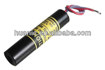 MDG520-1-5-8x35, Direct diode green laser module,low consumption,wide temperature