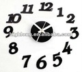 Acrylic Wall Clock Modern Design