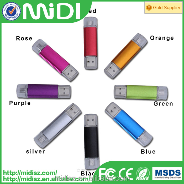 2016 cheapest 4gb 8gb usb 2.0 otg usb flash drive stick memory pen drive ,support logo printing