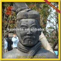 Chinese ancient warrior statues for garden decoration CTWH-1224