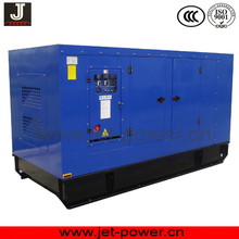 water cooled natural gas generator 150kw soundproof generator