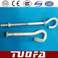 forged Pigtail Bolts/Electric Power Fittings/ fasteners/M16