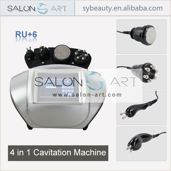 Hot! cavitation ultrasonic apparatus and radio frequency