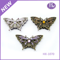 New Product HX-1070 Dragonfly Zinc Alloy Jewelry Box