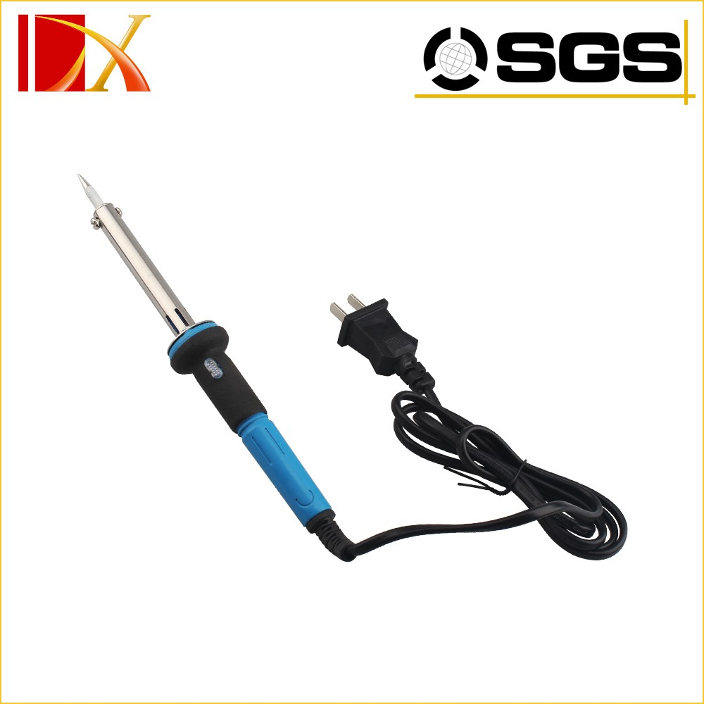 30W logo temperature control electric soldering iron