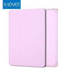 10 Years Experience Factory Wholesales 7.9 Inch Pink Leather Case For Ipad 6