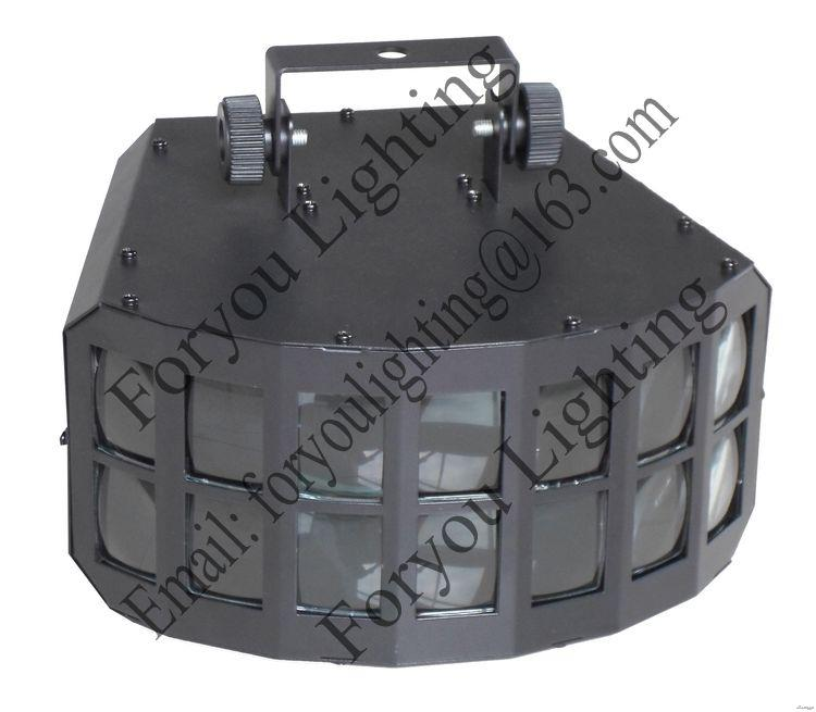 ADJ Aggressor Quad 4*3W RGBW or 2*10W RGBW 4IN1 LED Derby LED Light Effect