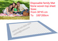 good quality adult under pad for hospital use all size under mat for patients panic under pad for fun