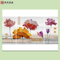 FG-02437 Handmade oil painting beautiful flower paintings