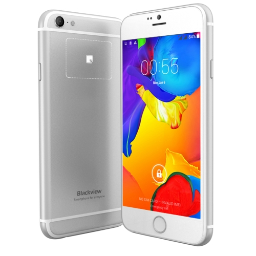 In Stock Blackview Ultra A6 Phone, Network: 3G, 4.7 inch, Android 4.4, MTK6582M Quad Core 1.3GHz, ROM 8GB RAM 1GB