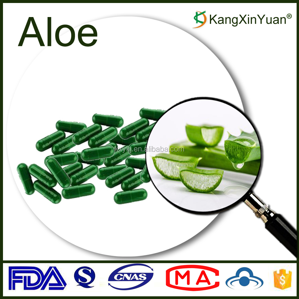 Foods Weight Loss Aloe Vera Hard Gelatin Capsule