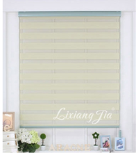 Hot sale day&night chain control zebra roller blind for window