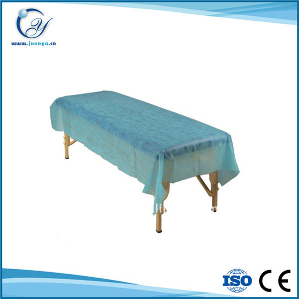 100% pp disposable massage bed cover