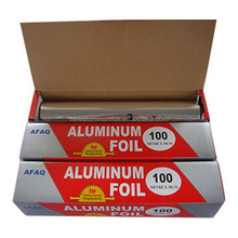 household food package aluminuim foil roll