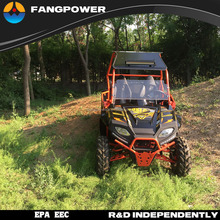 Automatic transmission 4 wheels 2 seats side by side utv utv kid quad 250 for sale