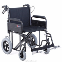 N480 china wholesale bariatric car transit outdoor handicapped wheelchair