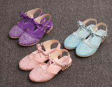 wholesale elegance girl shoes adorable kid shoes high quality kid shoes for girl hot sale