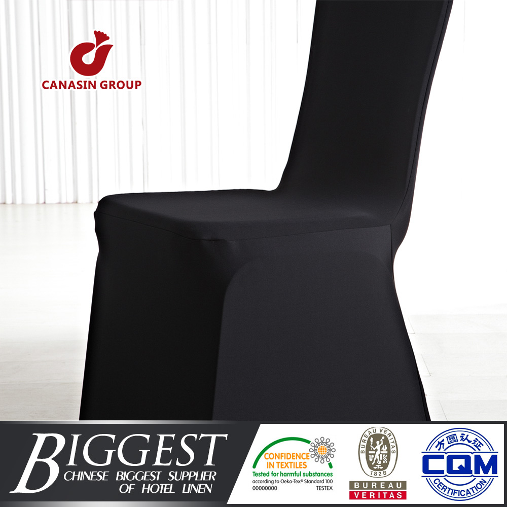 black cheap universal party chair covers