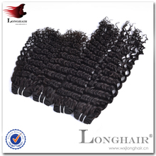 Top New Quality Virgin Brazilan Spiral Curl Hair Extensions