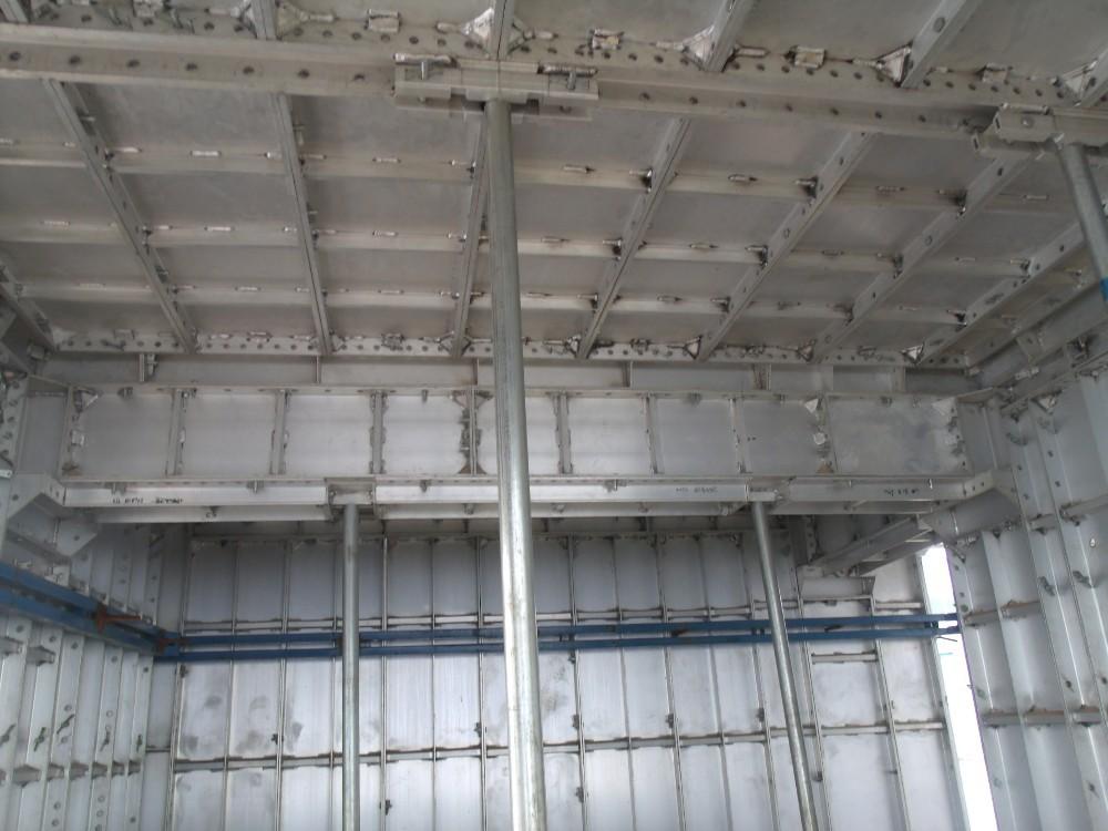 Aluminium Formwork Panels For Concrete Casting Building