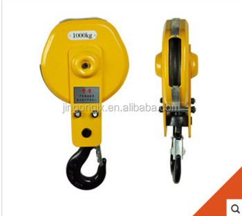 2 ton electric chain hoist