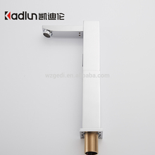 Economic And Reliable special design european kitchen faucet solid brass sensor sink