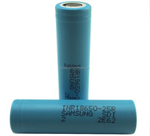 Hottest!!!High quality Samsung 18650 25r 2500mah battery 3.7v 2500mah used lead acid battery scrap