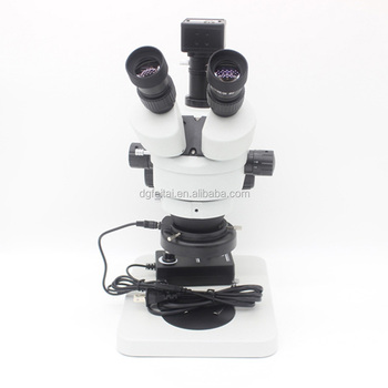 7-45x zoom electric stereo microscopes ,Stereo Microscope FSM45T1