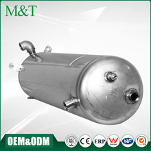 OEM ODM Stainless Steel Mini Pressure Vessels Pressure Water Tank for System Warming