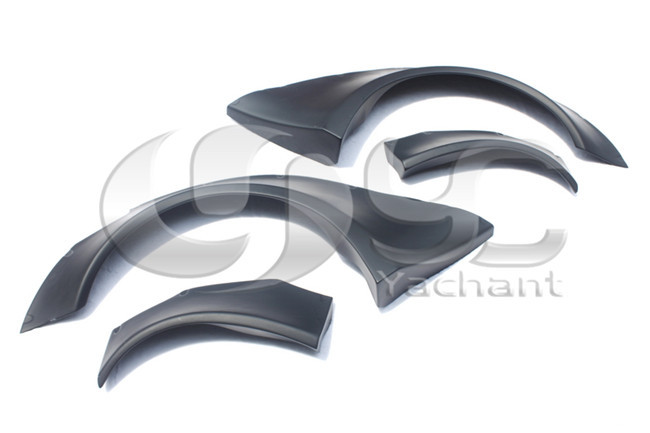 Trade Assurance FRP Fiber Glass LP Style Wide Over Fender Flare Fit For 2007-2013 E92 E93 M3