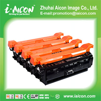 Compatible color toner cartridge for CF360