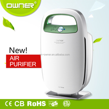 Electrolux ionic air purifier air filter ionizer with high material quality air filter HEPA cheap prefab homes for sale