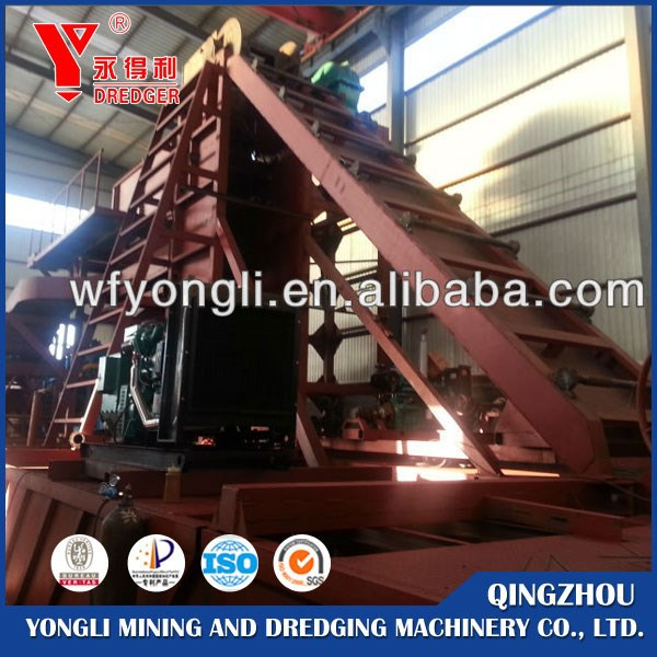 magnetic iron ore seprating machinery