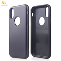 Business style classic matte simple phone case for iphone X