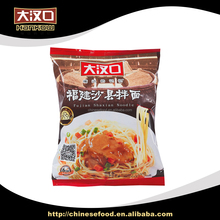Factory good quality fat free spicy instant chinese hot noodles