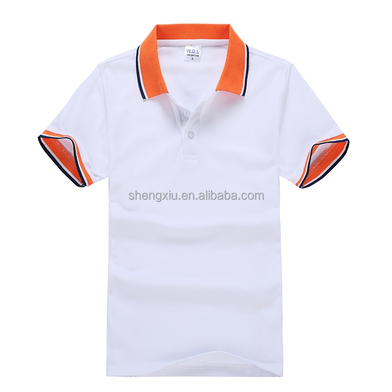 Wholesale polo T shirt custom Polo shirt logo men polo shirt embroidery