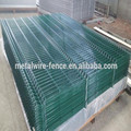 wire mesh fencing panel